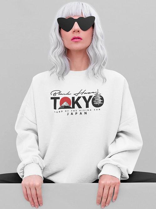Tokyo SweatShirt by BLACK HAZE