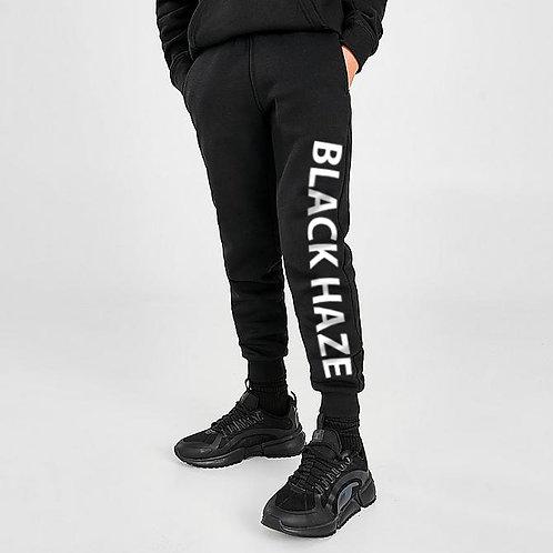 Washed Black Vintage Jogger Sweatpants BOLD