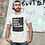 Thumbnail: WHITE CUBE By BLACK HAZE T-Shirt