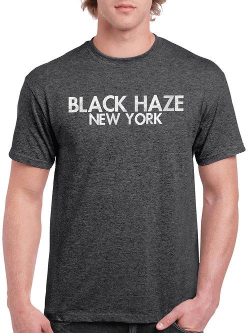 Basics Anthracite T-Shirt by BLACK HAZE