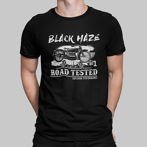 TESTED ROAD by BLACK HAZE T-Shirt