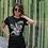Thumbnail: DARK NIGHTS by BLACK HAZE Women T-Shirt