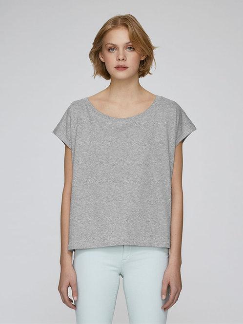T-Shirt Col Ouvert G by BLACK HAZE