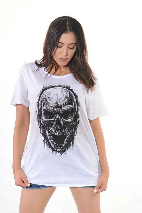 T-Shirt HORROR Oversize By BLACK HAZE