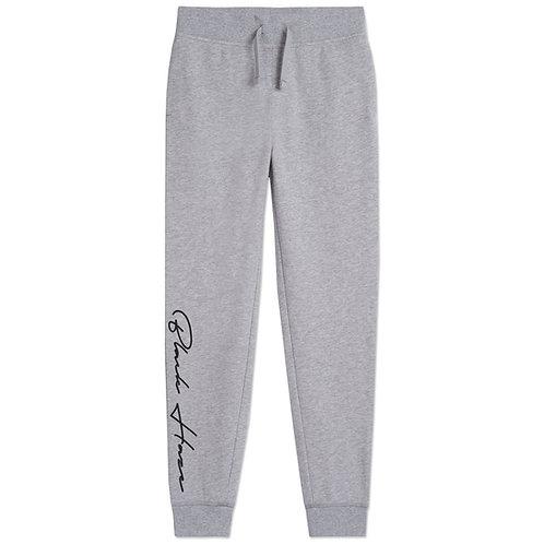 Washed Gray Vintage Jogger Sweatpants