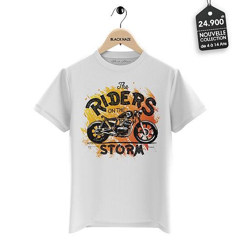 The STORM White T-Shirt