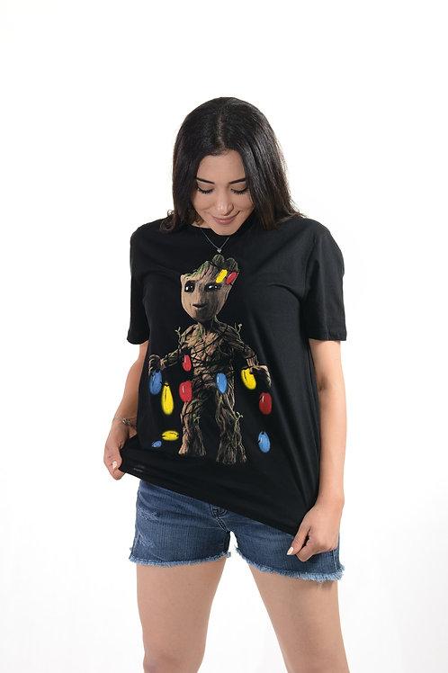 T-Shirt GROOT  By BLACK HAZE