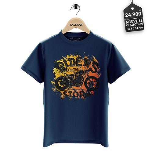 The STORM Blue T-Shirt