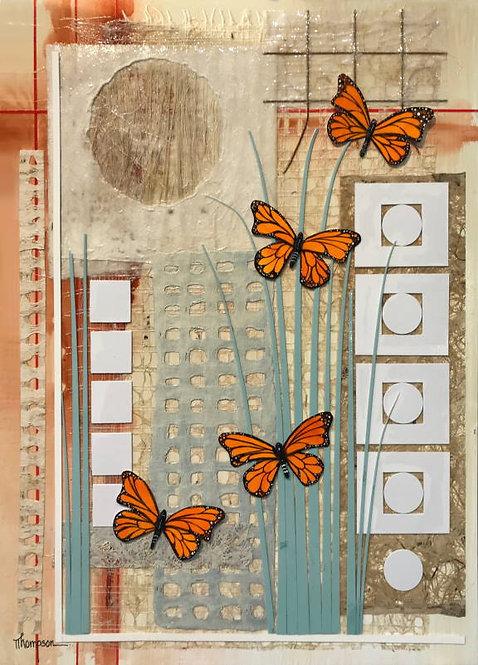 """Many Monarchs - Migration #3"""
