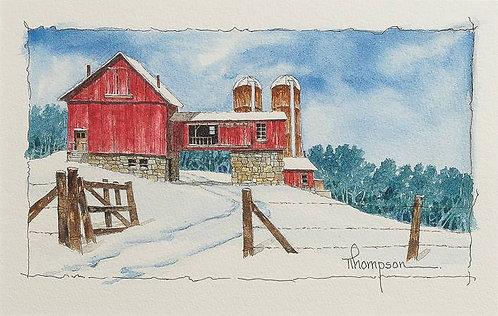 """The Pass Through Barn"""