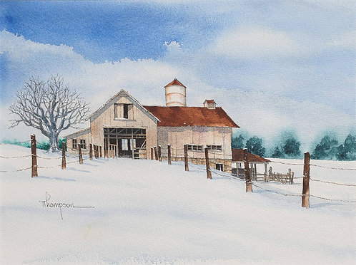 """Uncle John's Barn"""
