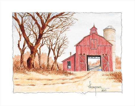 """""""Autumn Barn"""""""