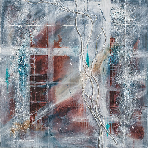 """""""Ice and Rust #1"""""""