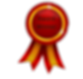 Award Winner Ribbon Icon