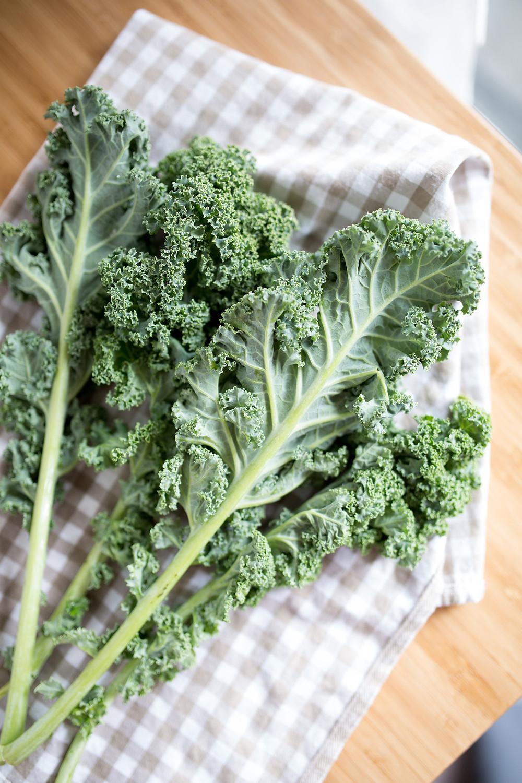 feuille de Choux Kale
