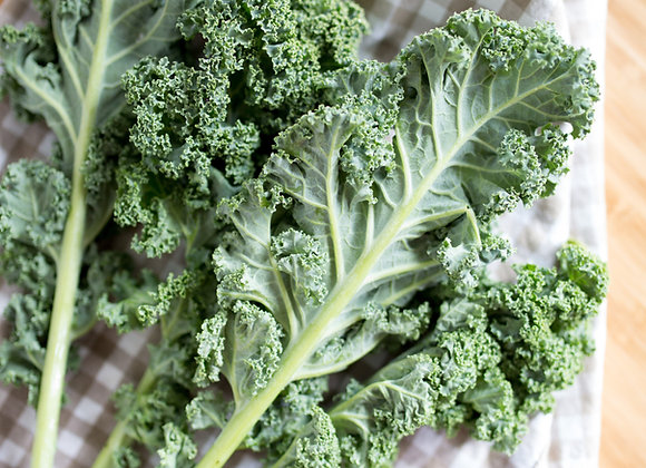 Certified Organic Frilly Kale