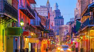 Opposites In New Orleans