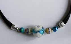 Collier 5 perles