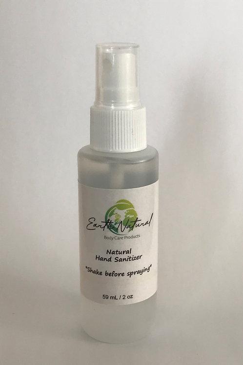 Natural Hand Sanitizer - 75% Alcohol-118 ml