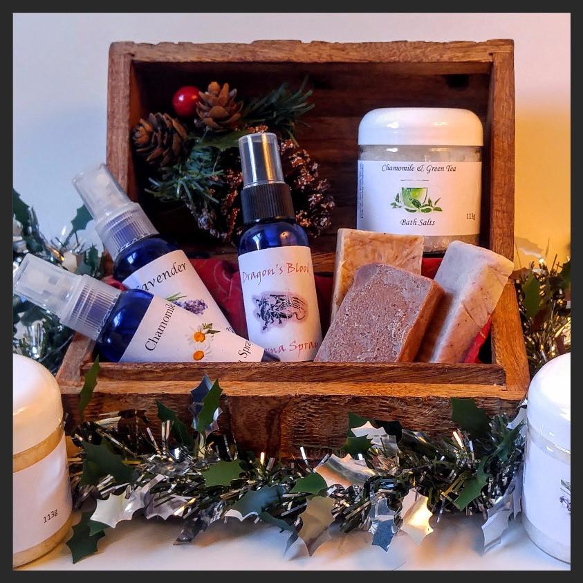 aroma aromatherapy gift holidays christm