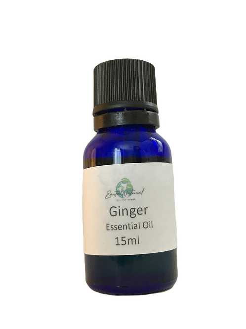 GINGER Essential Oil 15ML