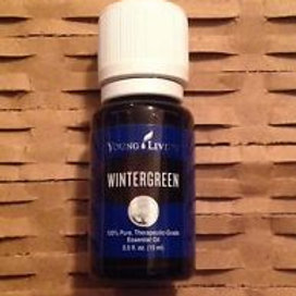 Lip Balm: Wintergreen Essential Oil
