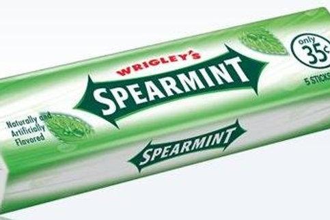 Lip Balm: Spearmint Essential Oil