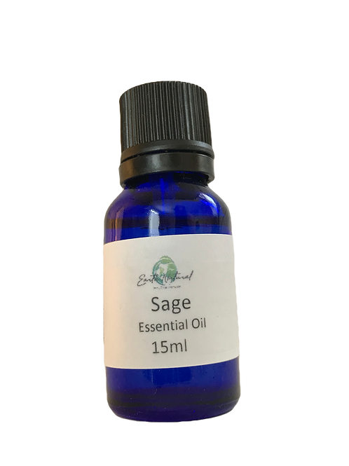 SAGE Essential Oil 15ML