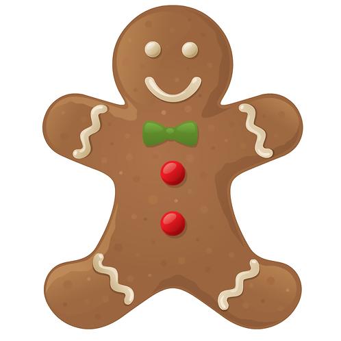 Lip Balm: Gingerbread