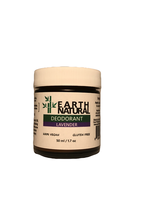 Natural Deodorant (Essential Oils)