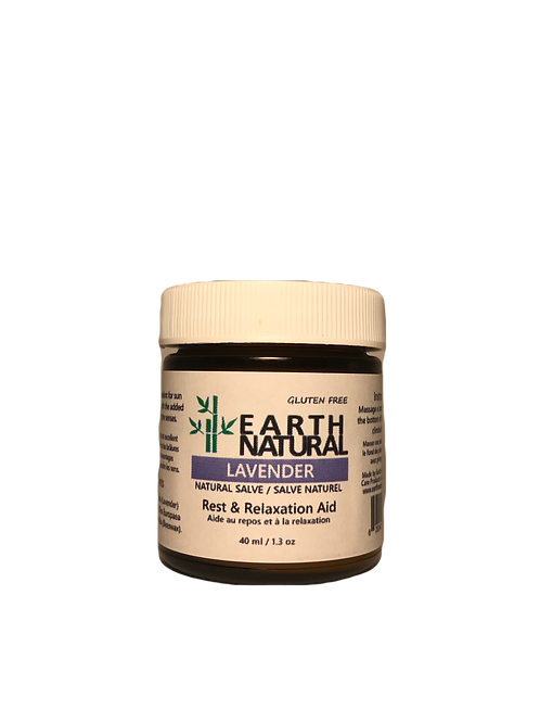 Lavender Herbal Salve