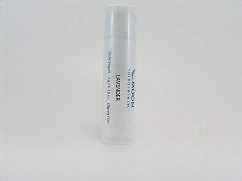 Lip Balm: Lavender Essential Oil