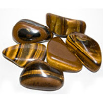 Tiger's Eye, Gold