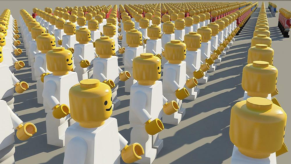 Many People 2, from pixabay.com, CC0 Public Domain