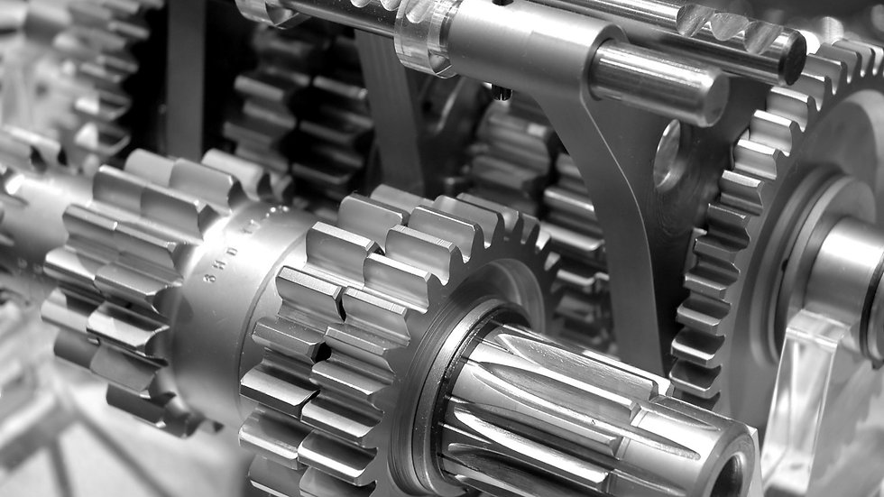 machine gears monochrome 1920x1080 wallp