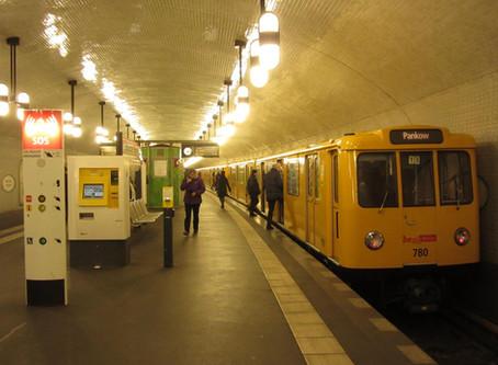 (ベルリンの観光情報)ベルリンでバス、地下鉄、路面電車のストライキ(2019年4月1日)