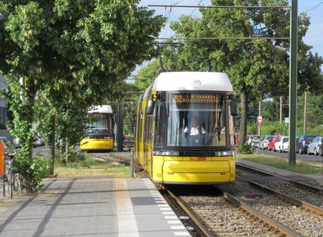(ベルリンの観光情報)ベルリンの市バスのストライキ続報、ストライキ中のテーゲル空港へのアクセス方法(2019年4月1日)