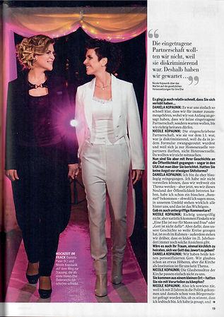 Pink Wedding Austria, Ehe für ALLE