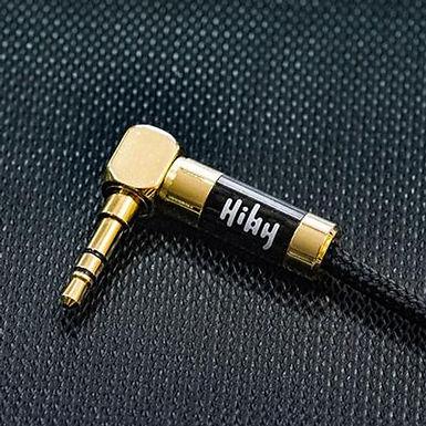 HiBy TypeC to 3.5mm Coaxialケーブル(税込)