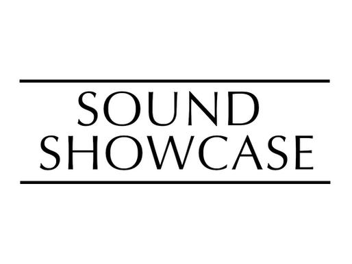 SOUND SHOWCASE公式ウェブサイトがオープンしました!