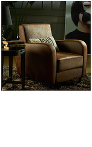 BROOK Fabric Armchair