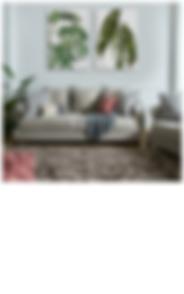 LOUIS Fabric Sofa