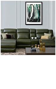 PALAZZO Modular Leather Sofa