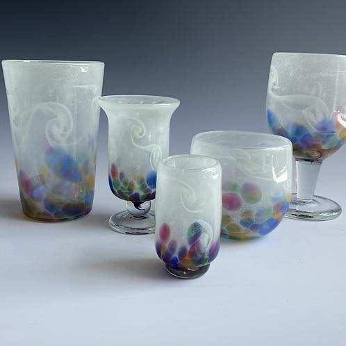Starry Night Drinkware - Rainbow