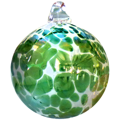 Blow Your Own Ornament Option - Green