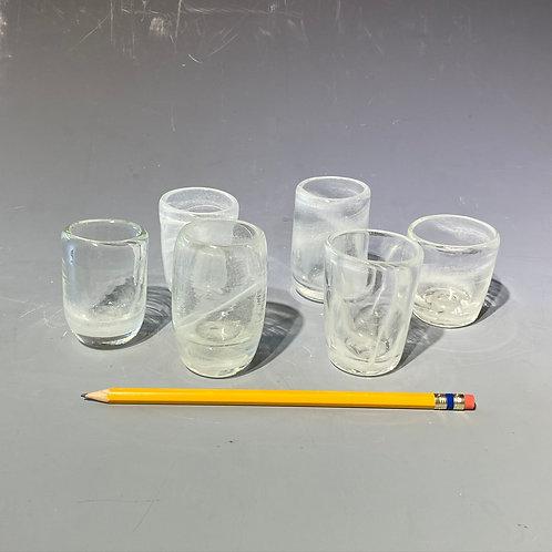 Glow-in-the-Dark Shot Glass