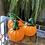 Thumbnail: Hand-blown Pumpkin - Small