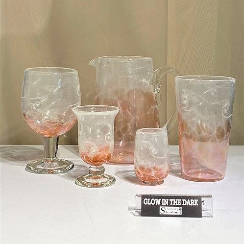 """""""Starry Nights"""" Drinkware - Pink Lemonade"""