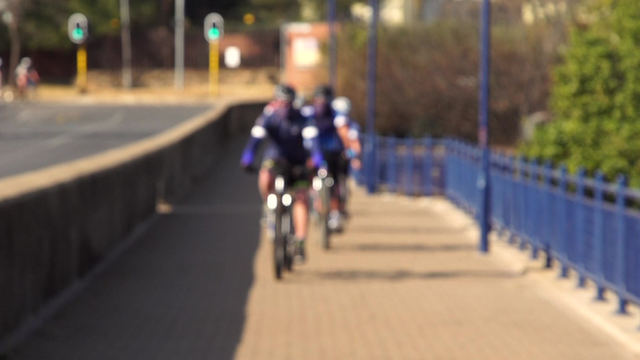 The Sports Trust Virtual Cycle Challenge
