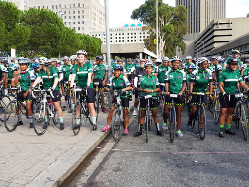 Cycle Club Newsletter - Edition #1